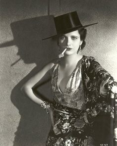 Embroidery Kay Francis