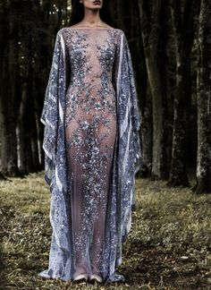 JordanLanai Paolo Sebastian Haute Couture Fall/Winter 2016-17.