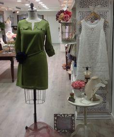 Para un #outfit fresco pero con elegancia te recomendamos este #look que te hará lucir esplendida.  #GriseldaTovar #Moda #Mujeres
