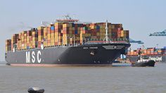 one of the biggest carriers in the world can enter our sealocks