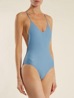 52892d8da0d Laced-back swimsuit - by Ephemera Best Swimwear