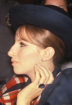 Barbra Streisand, 1969.