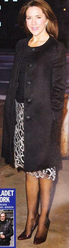 Crown princess Mary 2014