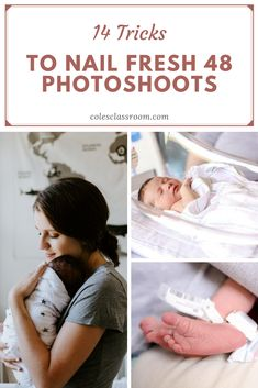 Get the 14 tips and tricks to make sure you capture the perfect fresh 48 session and create a lifetime of memories! Learn how to prepare for your session, gear to use, and pricing! Newborn Photography Tips, Creative Portrait Photography, Inspiring Photography, Photography Tutorials, Digital Photography, Photography Ideas, Newborn Pictures, Baby Pictures, Baby Photos