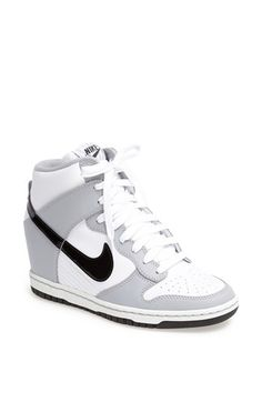 As a sneaker head these are the ugliest most ridiculous idea ever! Ruined Nike dunks by putting a wedge in it! Lame