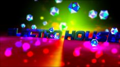 Linehood Design: Electro House 3. háttér HD