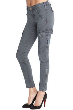 624 photo ready stacked mid rise skinny jeans