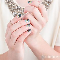 """OBSESSED with the new """"Nordic Blossoms"""" wraps for the Frozen designs in the Disney Collection by Jamberry😍 If you haven't heard, a whole new line of Frozen designs went live today! Click the link in my bio to see the new lovelies! #Jamberry #Disney #Frozen #nailart"""