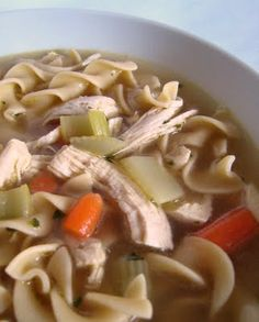 Easy Chicken Soup...
