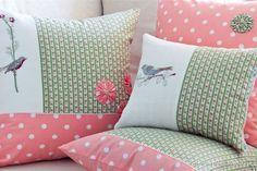 Идеи декоративных подушек - Ярмарка Мастеров - ручная работа, handmade