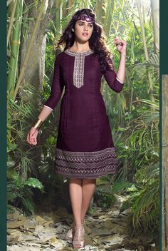 Be younger again in Kurti