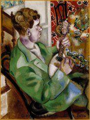 Kansallisgalleria - Taidekokoelmat - Chagall, Marc