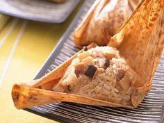 ちまき風炊き込みご飯レシピ 講師はパン・ウェイさん 使える料理レシピ集 みんなのきょうの料理 NHKエデュケーショナル