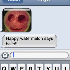 Best text message ever.