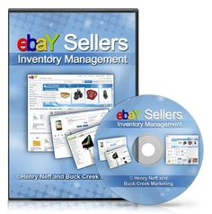 Windows software application for eBay sellers to manage inventory and sales.