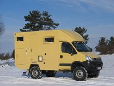 IVECO Daily Autark 4x4 Off Road Camper Trailer, Popup Camper, Truck Camper, Camper Van, Offroad Camper, Iveco Daily Camper, Iveco Daily 4x4, Iveco 4x4, 4x4 Van
