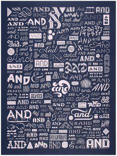 Spencer Charles • Typographic Design & Lettering
