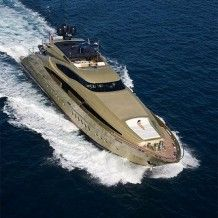 Stunning 2007 Palmer Johnson PJ 150 Motor Yacht. Motor Yacht Hokulani will be based in the Mediterranean. Luxury Motor Yacht Hokulani is one of the luxury charter yacht in Mediterranean. She is also available for charte in Monaco for F1 Grand Prix. Her Captain and 7 professional crew look forward to welcoming you onboard.