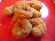 Raising Allergy Kids: Gluten Free Fried Shrimp