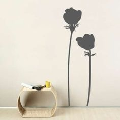 Flowers Wall Decal