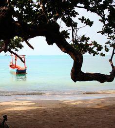 Let's go here. Ko Phangan, Thailand