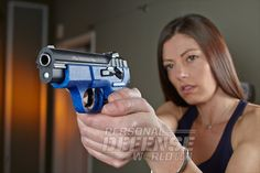 Beauty & Brawn with the EAA Witness Pavona 9x19 Handgun - Personal Defense World