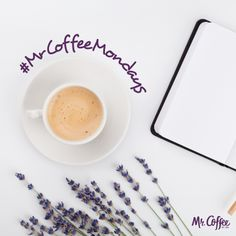 Planning your week requires a little extra coffee. How do you get through Monday?   Share your photos with us by using #MrCoffeeMondays on Instagram!
