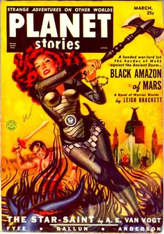 Planet Stories (March 1951)
