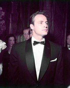 Marlon Brando style