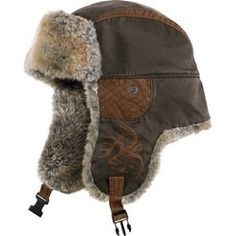 b256f2a161771 Men s Alaskan Guide Ear Flap Winter Hat deergear.com  LegendaryWhitetails  Sheepskin Jacket