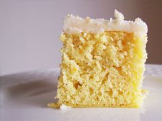 Coconut Flour Orange Cake with Coconut Oil Frosting #glutenfree #grainfree #paleo