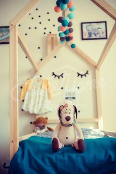 kinderkamer wood bed bed house house bed children bed toddler bed