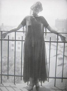 А.М.Родченко. Лиля Брик. 1924.