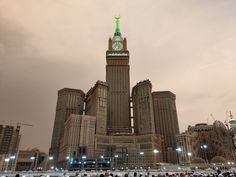 #abrajalbait #zamzam #tower #makkah #tower #clock #tower #saudiarabia