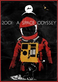 2001: a space odyssey - 1968 - Stanley Kublick - The past never looked so good and chimps!
