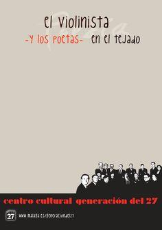 Publicidad Generación del 27. José Luis Bretones & Francisco Gil