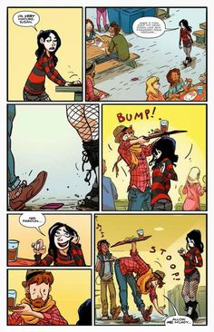 Comics&Cola: John Allison brings ' Giant Days' to Boom! Description from comicsandcola.com. I searched for this on bing.com/images