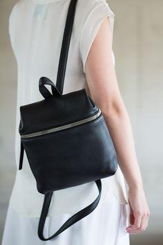 ALL WHITE | 3.1 Phillip Lim | KARA backpack |ChocolateHeels
