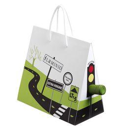 Flaminio olive olive oil bag