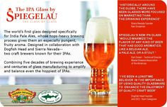 Spiegelau IPA Glass coming in May 2013.  http://www.factorydirect2you.com/spiegelau-crystal-beer-classics-glasses.html