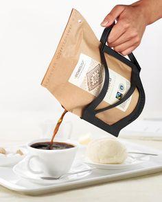 The Coffeebrewer : ชงกาแฟดริปง่ายนิดเดียว - PORTFOLIOS*NET