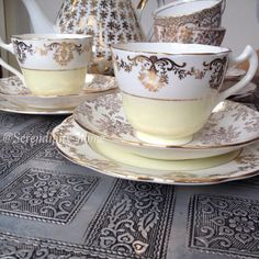Please do join me for tea.