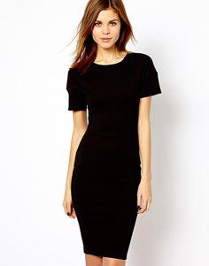 Warehouse Shoulder Dress