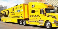 DeWalt, Roush Racing, NASCAR, Volvo, Ford Racing