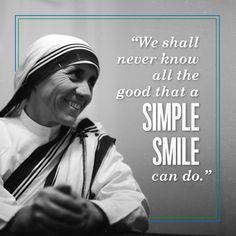 On Mother Teresa's Birthday, 9 of Her Most Inspiring Quotes