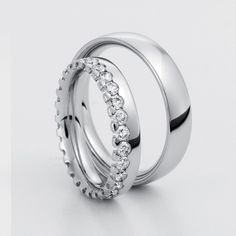 Unique Wedding Bands for You and Him - Engagement 101