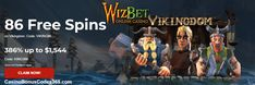 wizbet casino bonus codes