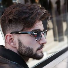 Popular Haircuts For Short Hair Men Mens Hairstyles With Beard, Cool Hairstyles For Men, Boy Hairstyles, Beard Styles For Men, Hair And Beard Styles, Girls Short Haircuts, Haircuts For Men, Medium Hair Styles, Short Hair Styles