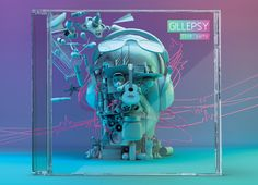 Gillepsy / EP Click party by Elroy Klee, via Behance