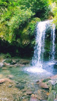 Beautiful Photos Of Nature, Beautiful Nature Wallpaper, Beautiful Places To Travel, Best Nature Photos, Amazing Nature, Nc Waterfalls, Beautiful Waterfalls, Nechar Photos, States America